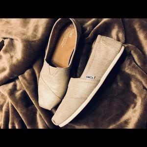 TOMS [Natural Color] Shoes